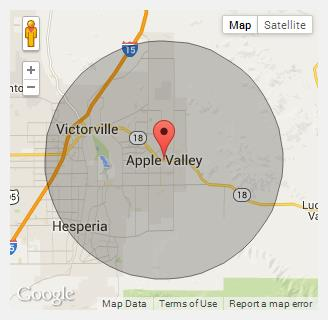 Apple Valley CA USA